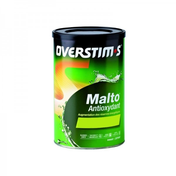 OVERSTIMS MALTO ANTIOXIDANT NEUTRO 500G