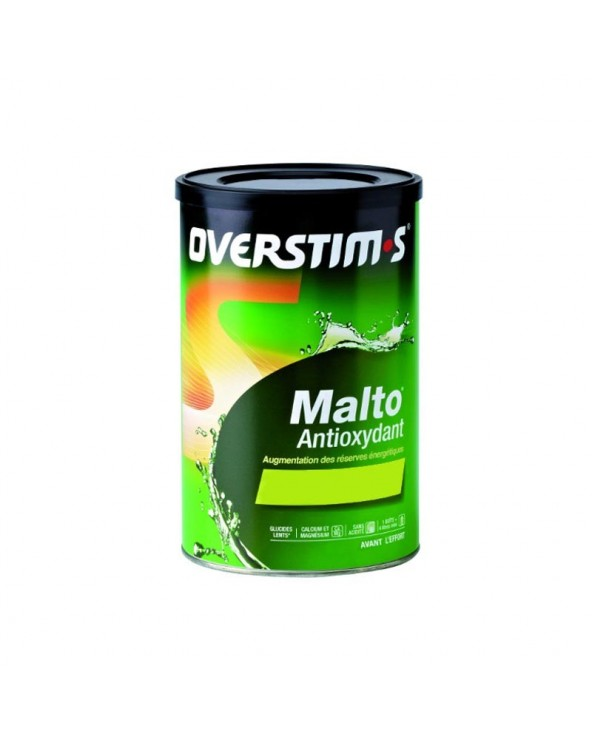OVERSTIMS MALTO ANTIOXIDANT LIMON 500G