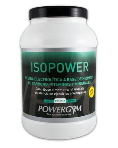 POWERGYM ISOPOWER 600 g. LIMON