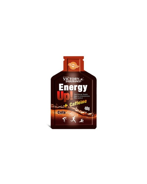 VICTORY ENDURANCE ENERGY GEL UP COLA CAFFEINE