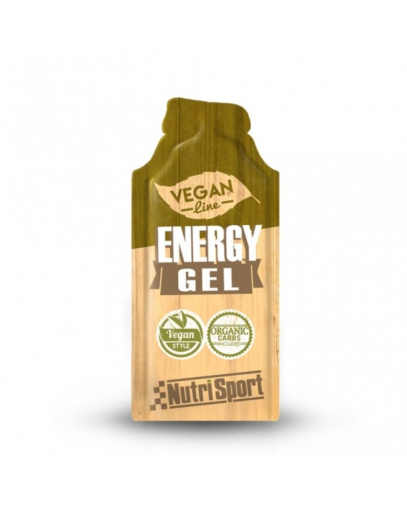 NUTRISPORT VEGAN ENERGY GEL