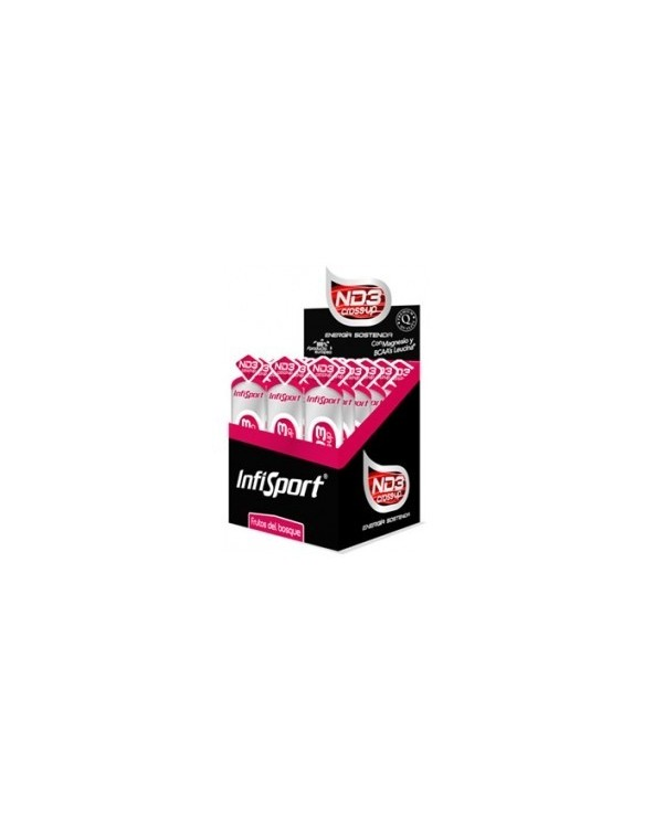 INFISPORT GEL ND3 CROSS UP 50GR FR. BOSQUE