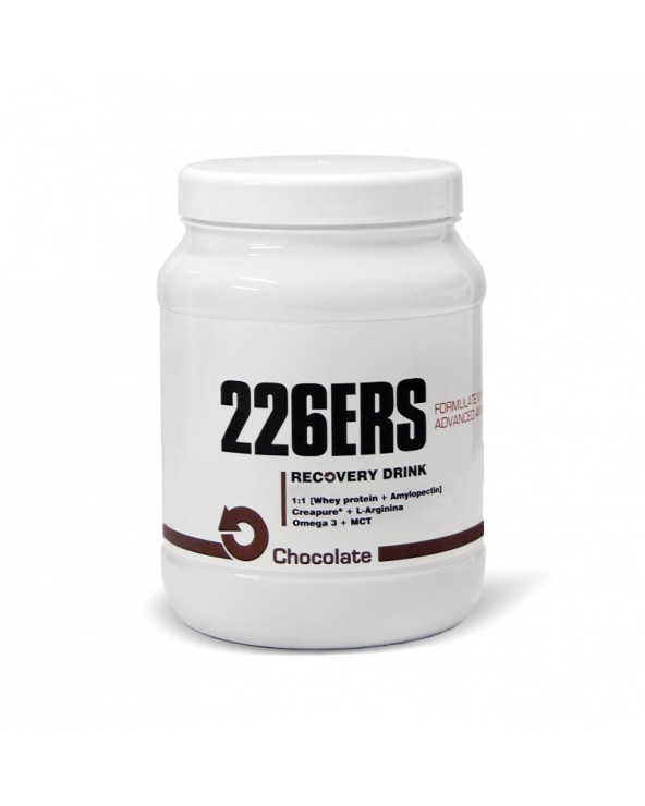 226ERS RECOVERY 0.5KG SABOR CHOCLOTATE