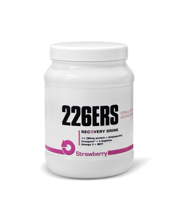 226ERS RECOVERY DRINK 0.5KG FRESA