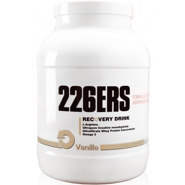 226ERS RECOVERY DRINK 0.5KG VAINILLA
