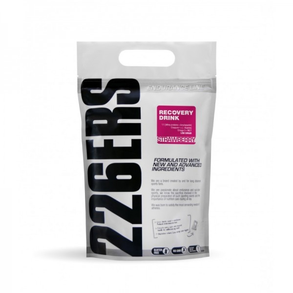 226ERS RECOVERY DRINK 1KG FRESA