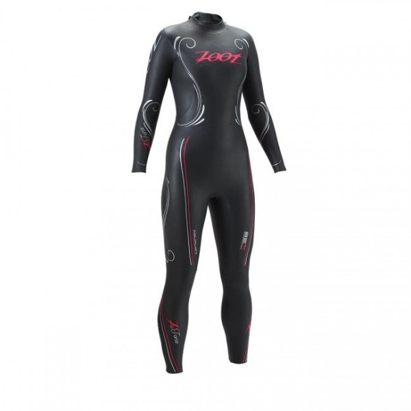NEOPRENO ZOOT FORCE 1.0 W NEGRO ROSA
