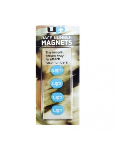 MAGNETIC RACE NUMBER HOLDERS