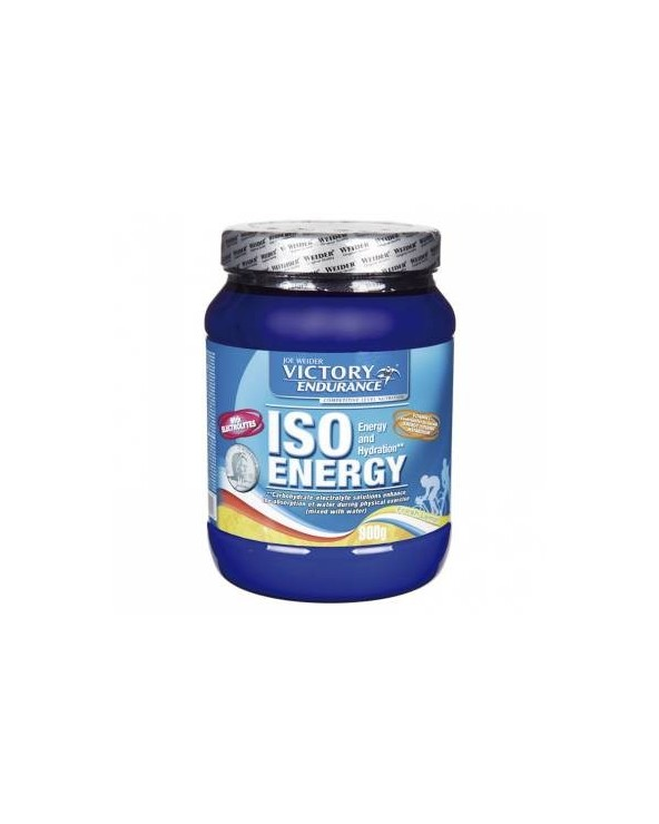 VICTORY ENDURANCE ISO ENERGY FRESH LEMON
