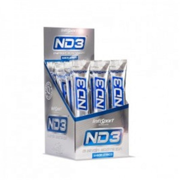 INFISPORT ND3 SOBRES 20 GRS CITRICO