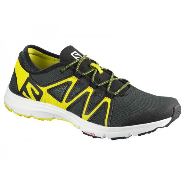 SALOMON CROSSAMPHIBIAN SWIFT VERDE AMARILLA