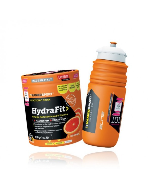 NAMEDSPORT HYDRAFIT RED ORANGE