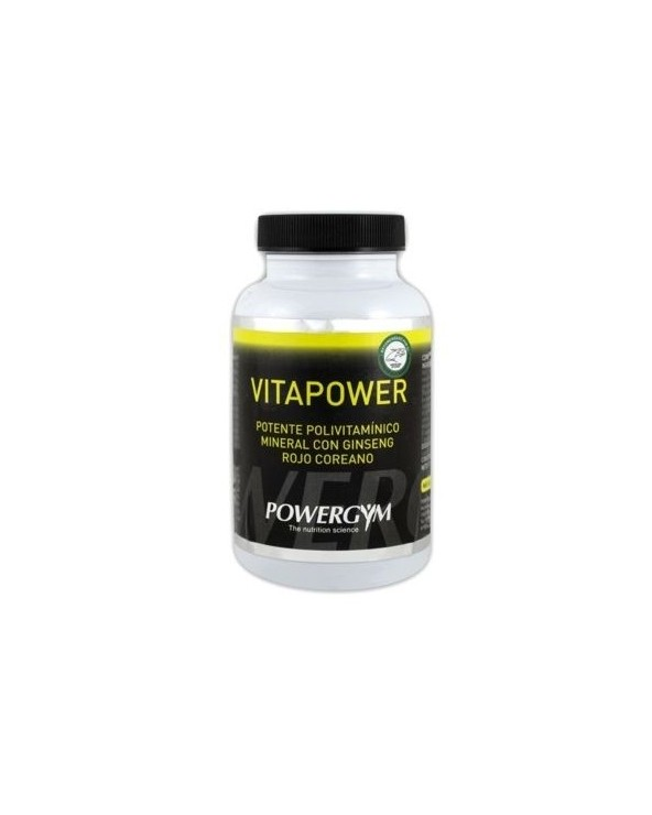POWERGYM VITAPOWER 120 CAP.
