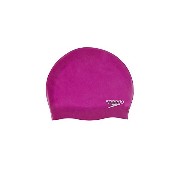 SPEEDO GORRO PLAIN MOULDED SILICONE
