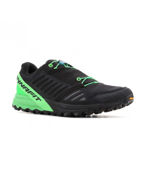 DYNAFIT ALPINE PRO BLACK/DNA GREEN