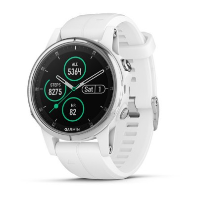 GARMIN FENIX 5S PLUS BLANCO