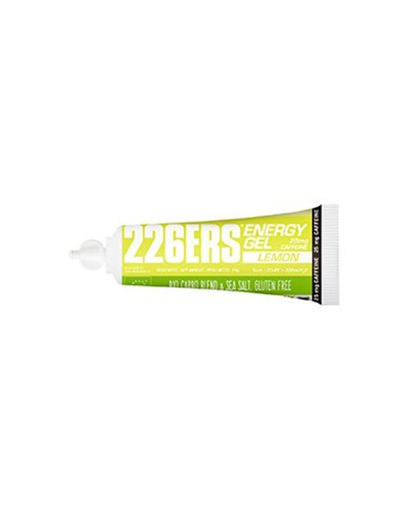 226ERS ENERGY GEL BIO 25G CAFFEINE 25MG LEMON