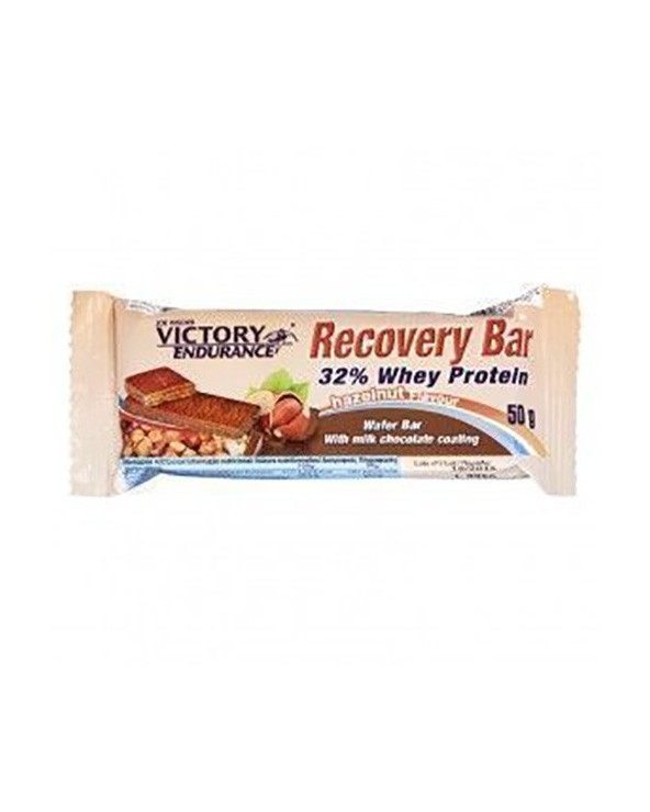 VICTORY ENDURANCE RECOVERY BAR PROTEIN AVELLANA