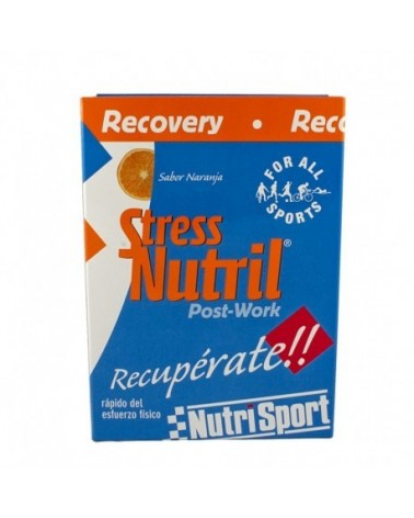 NUTRISPORT SOBRES STRESSNUTRIL NARANJA