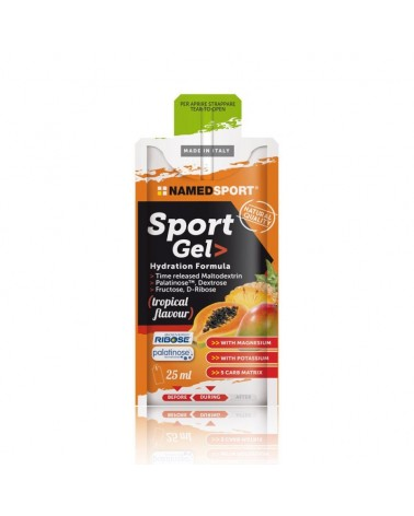 NAMEDSPORT GEL SPORT TROPICAL 25ML