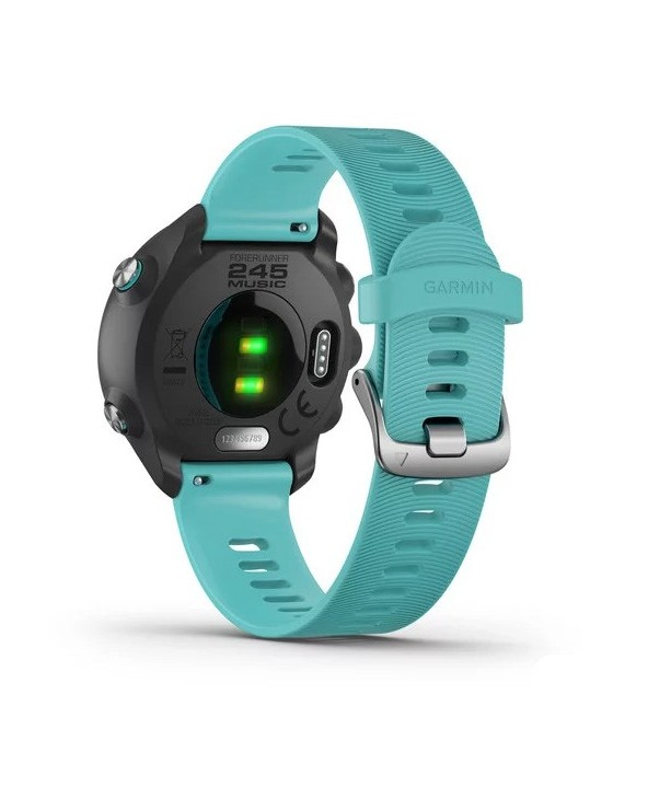 GARMIN FORERUNNER 245 MUSIC BLACK / AQUA