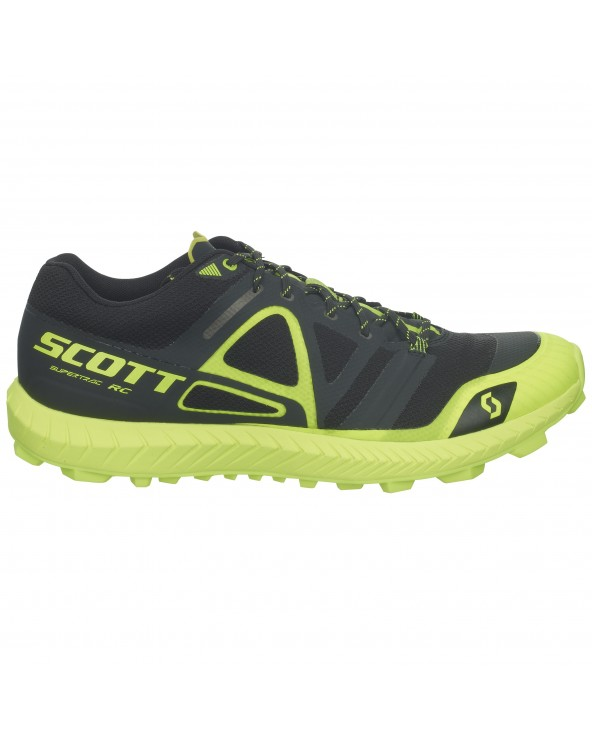 SCOTT SUPERTRAC RC NEGRO / AMARILLO