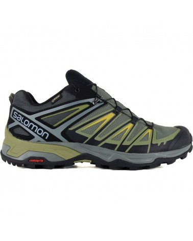 SALOMON X ULTRA GTX CASTOR GRA/BE
