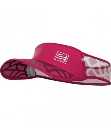 COMPRESSPORT VISOR ULTRALIGHT PINK
