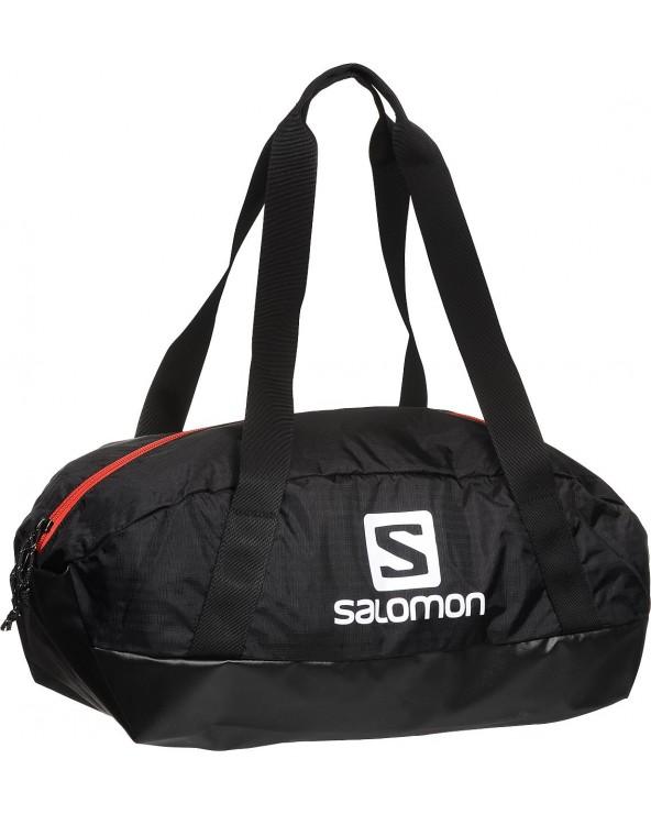SALOMON MOCHILA PROLOG 25 NEGRO ROJO