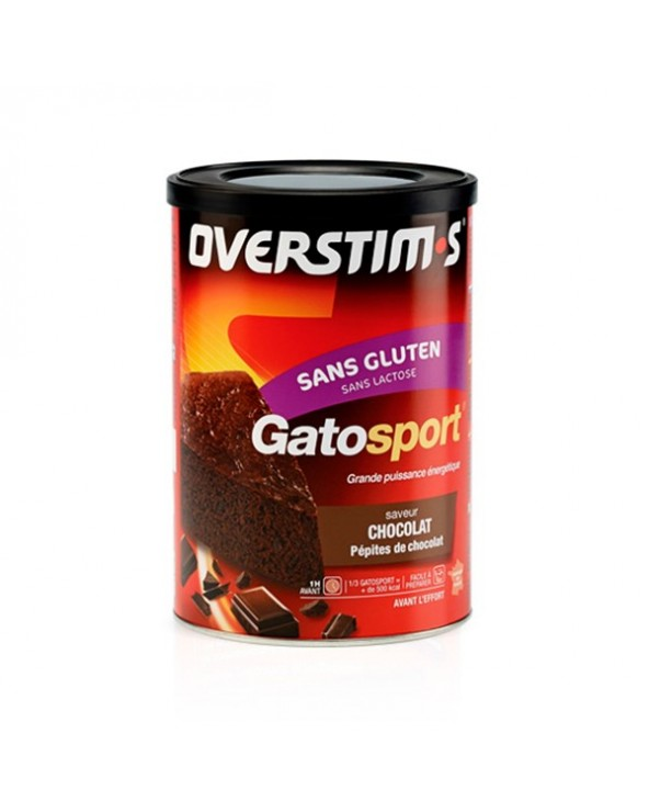 OVERTIMS GATOSPORT CHOCOLATE SIN GLUTEN