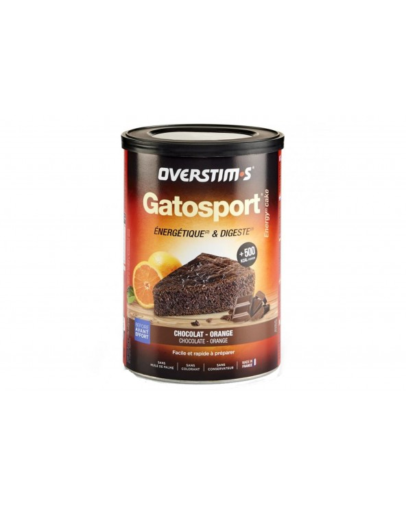 OVERTIMS GATOSPORT CHOCOLATE NARANJA