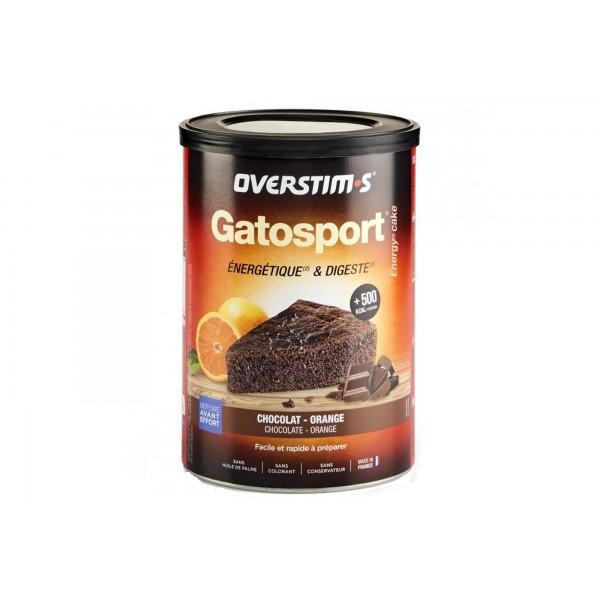 OVERTIMS GATOSPORT CHOCOLATE NARANJA