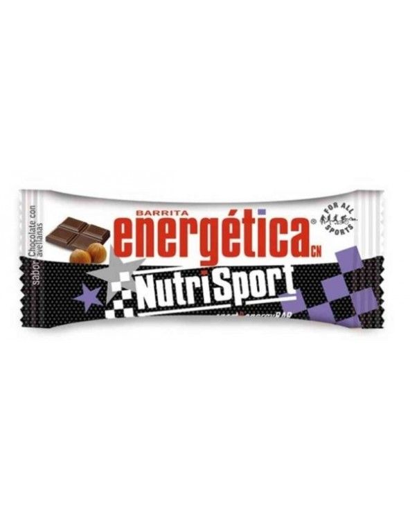 NUTRISPORT BARRITA ENERGETICA CHOCOLATE