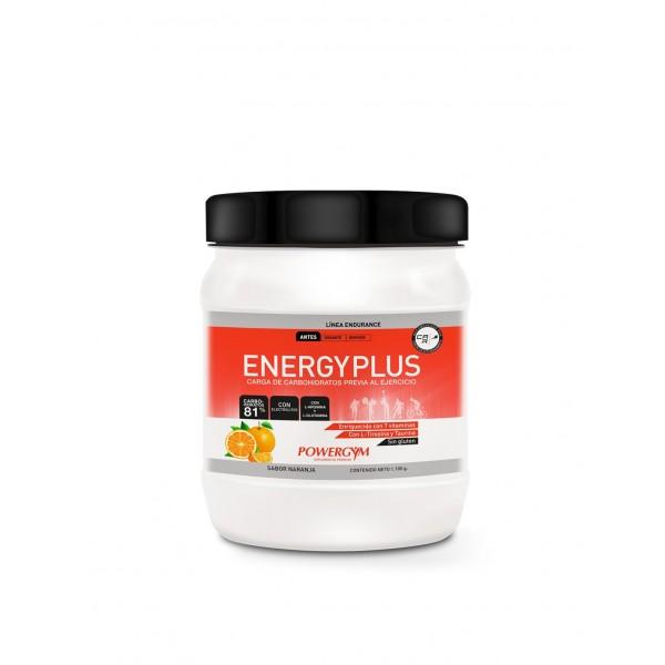 POWERGYM ENERGY PLUS 1.100KG NARANJA