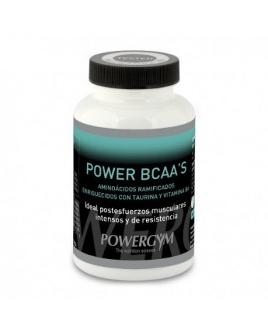 POWERGYM POWER BCAA'S