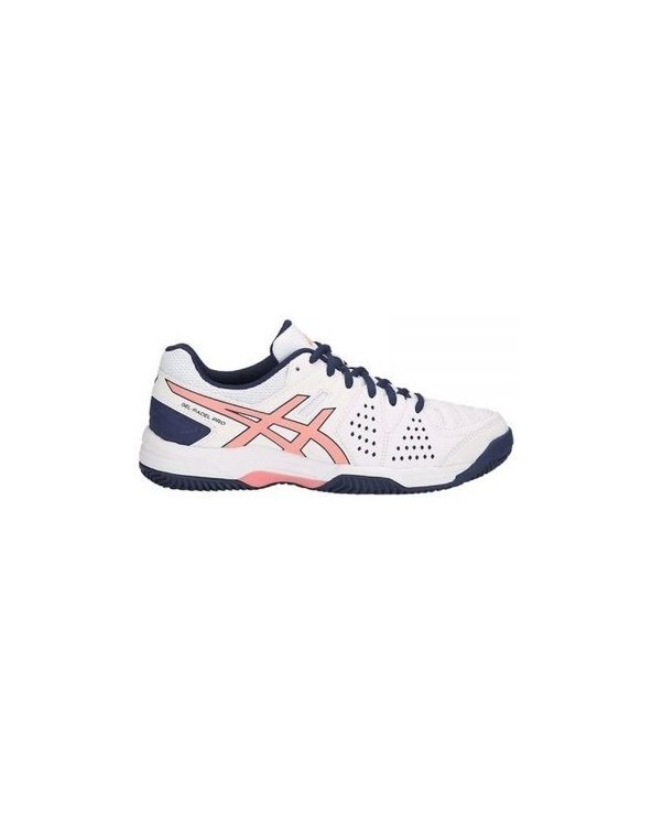 ASICS GEL-PADEL PRO 3 SG MUJER WHITE GRAPE