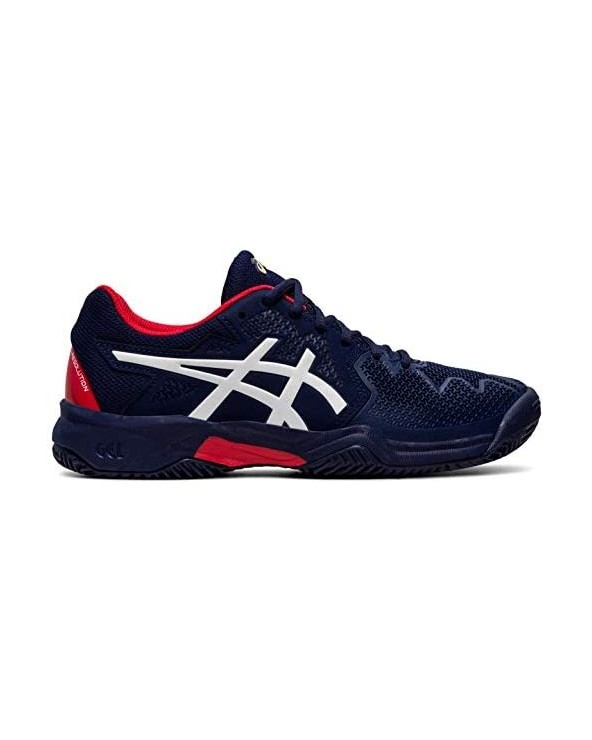ASICS GEL-RESOLUTION 8 CLAY GS