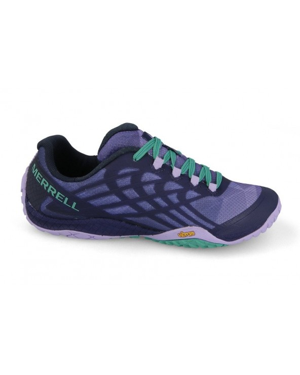 MERRELL TRAIL GLOVE 4 MUJER VERY GRAPE