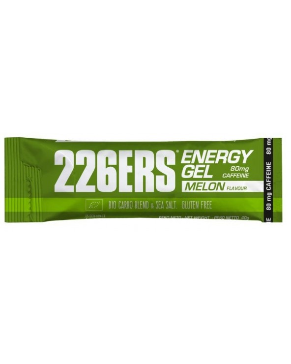 226ERS ENERGY GEL BIO 40G MELON