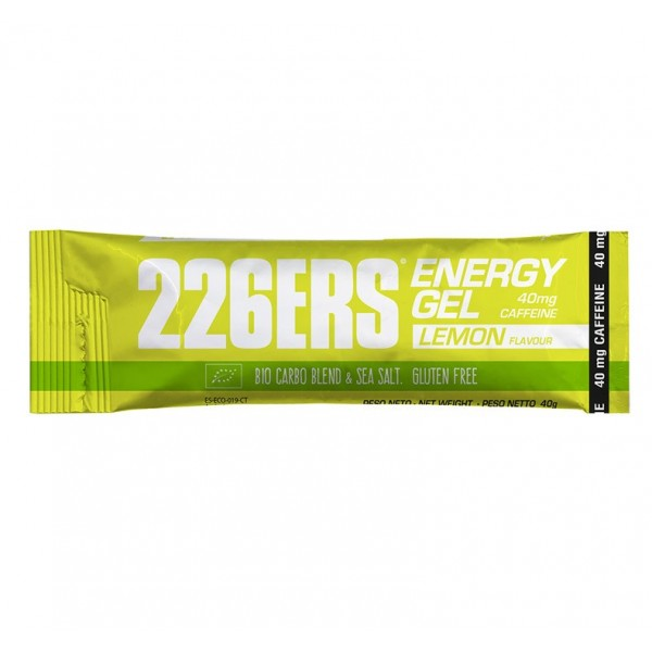 226ERS ENERGY GEL BIO 40G LIMON