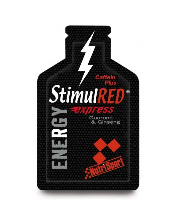 NUTRISPORT GEL STIMUL RED EXPRESS