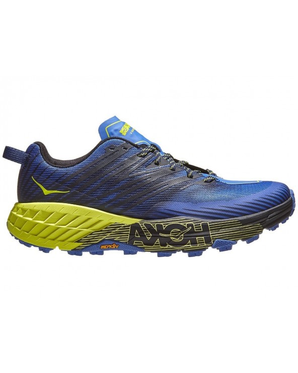 HOKA SPEEDGOAT 4 BLACK IRIS