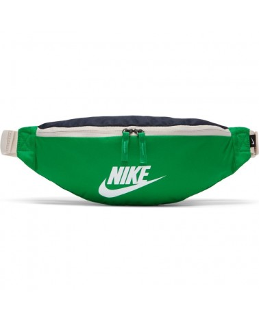 NIKE HERITAGE HIP PACK GREEN