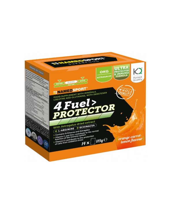NAMEDSPORT 4FUEL PROTECTOR 14 SOBRES