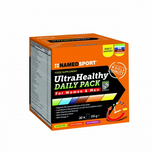 NAMEDSPORT ULTRA HEALTHY DAILY PACK 30PACKET