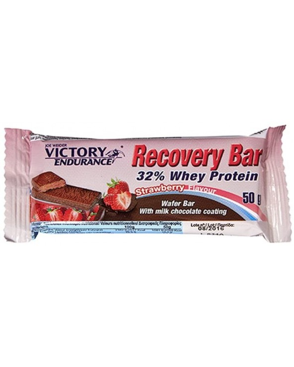 VICTORY ENDURANCE RECOVERY BAR PROTEIN FRESA GRS.