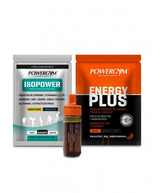 POWERGYM ENERGY DAILY PACK