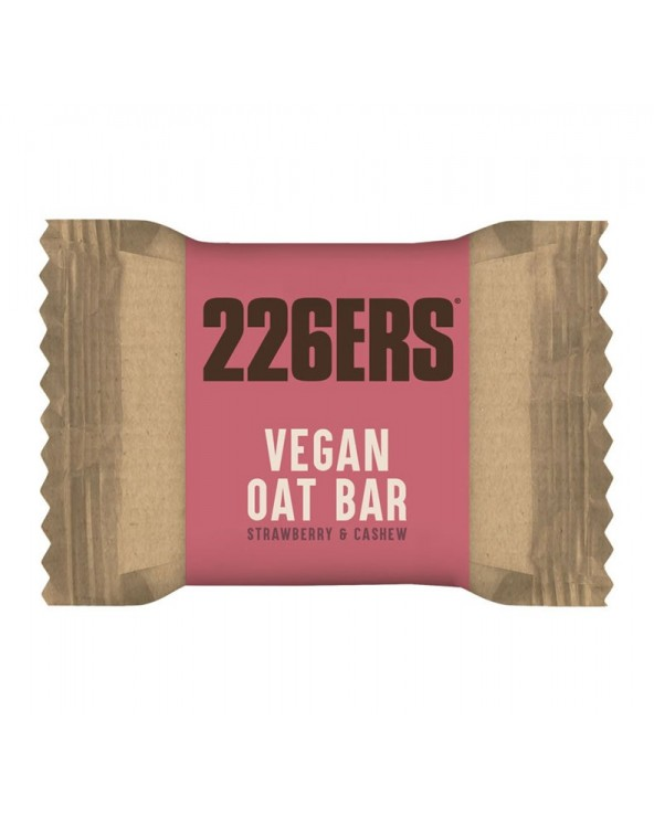 226ERS VEGAN OAT BAR 50G STRAWBERRY