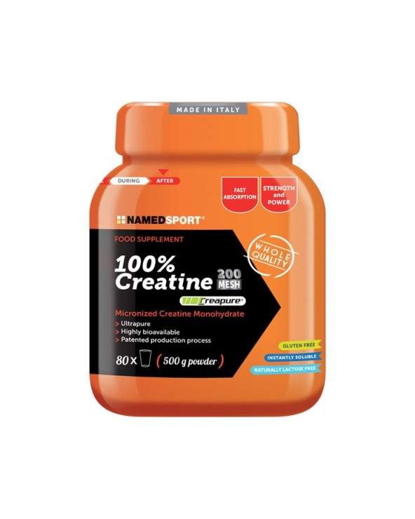 NAMEDSPORT 100% CREATINA 500GRS.